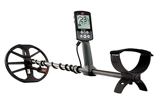 Minelab Equinox 600 Multi-IQ Metal Detector with EQX 11' Double D Smart Coil