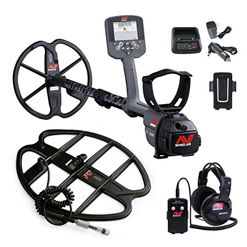 Minelab CTX 3030 Waterproof Metal Detector Special with 17' Smart Coil